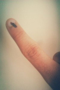 I Voted. Have You?